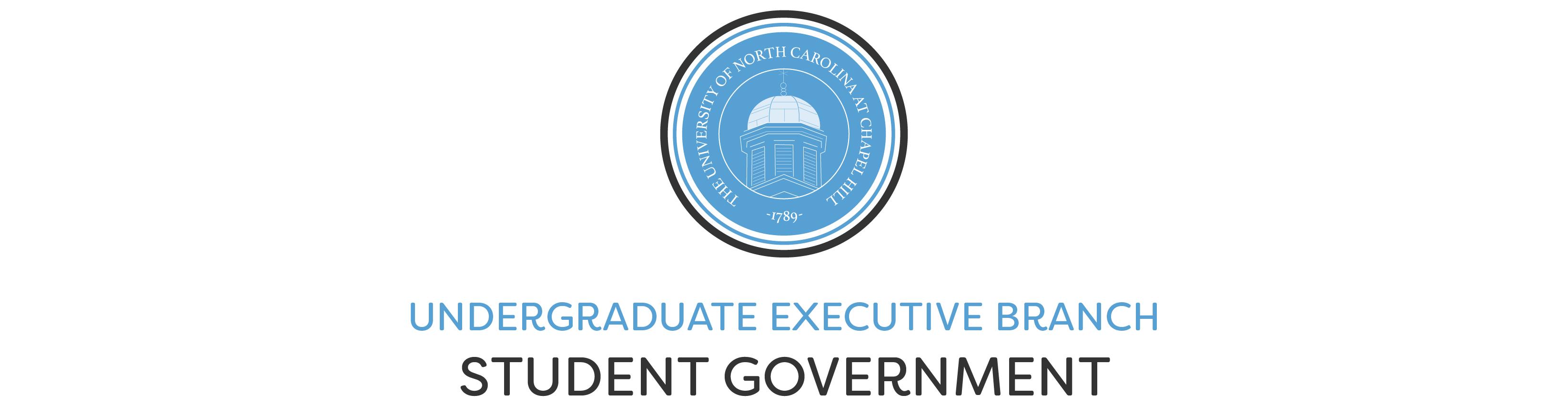 Undergraduate Executive Branch of UNC Student Government